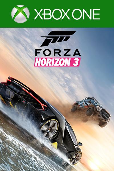 Forza Horizon 3 Xbox One + Series ⭐🥇⭐