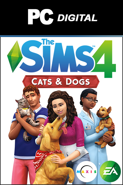 The Sims  Cats Dogs Pc Deals