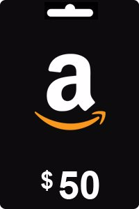 Amazon Gift Card 50 USD