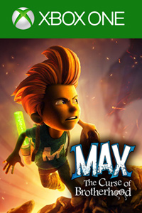 Max the Curse of Brotherhood - Xbox One