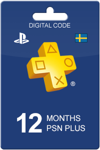 Playstation Plus 365 dagar