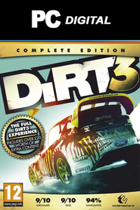 Dirt 3 (Complete Edition) PC