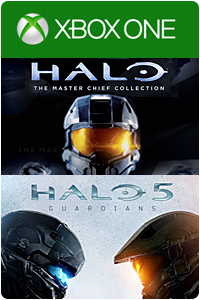 Halo 5: Guardians + Halo Masterchief