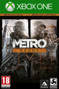 Metro Redux Bundle Xbox One