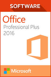 Microsoft Office Pro Plus 2016  5 PC SVE