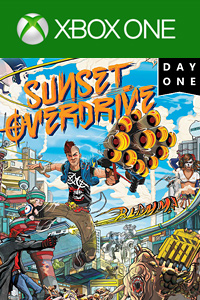 Sunset Overdrive + Day One DLC Xbox One