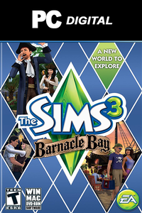 The Sims 3: Barnacle Bay DLC PC