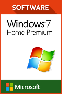 Microsoft Windows 7 Home Premium SP1 Sve (64-bit OEM ESD)
