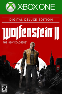Wolfenstein II: The New Colossus Digital Deluxe Edition Xbox One