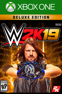 WWE 2k19 (Digital Deluxe Edition) Xbox One