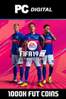 FIFA 19 - 1000k FUT Coins (Comfort Trade) PC