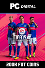 FIFA 19 - 200k FUT Coins (Comfort Trade) PC