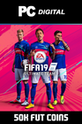 FIFA 19 - 50k FUT Coins (Comfort Trade) PC