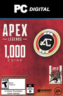 Apex Legends - 1000 Apex Coins PC