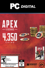 Apex Legends - 4350 Apex Coins PC