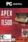 Apex Legends - 11500 Apex Coins PC
