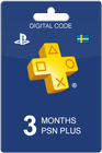 Playstation Plus 90 dagar