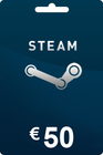 Steam Gift Card 50 EUR