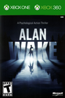Alan Wake Xbox 360/Xbox One