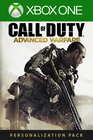 COD: Advanced Warfare - Personalization Pack DLC Xbox One