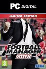Pre-order: Football Manager 2018 Limited Edition PC (10/11)