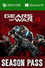 Gears of War 4 Season Pass DLC Xbox One/PC