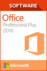 Microsoft Office Pro Plus 2016 1 PC SVE