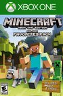 Minecraft: Favorites Pack Xbox One DLC