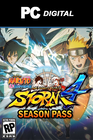 Naruto Shippuden: Ultimate Ninja Storm 4 - Season Pass DLC PC