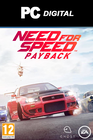 Pre-order: Need for Speed: Payback PC (10/11)