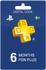 Playstation Plus 180 dagar