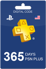 PlayStation Plus 365 days USA