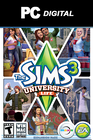 The Sims 3: University Life PC DLC