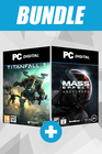 Titanfall 2 + Mass Effect: Andromeda Bundle PC